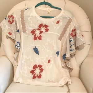 Tiny by Anthropologie size small top